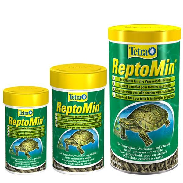 Корм tetra для аквариума и террариума