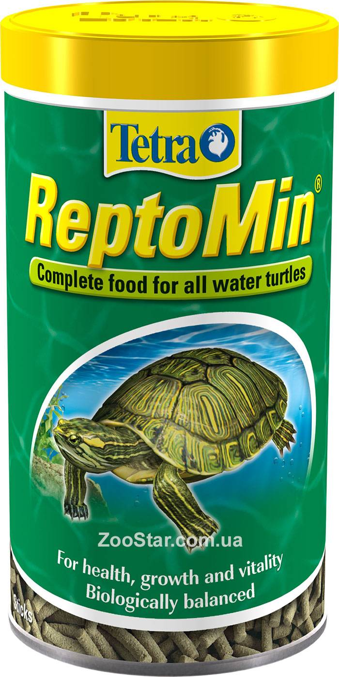 Чем кормить красноухих черепах в домашних условиях
