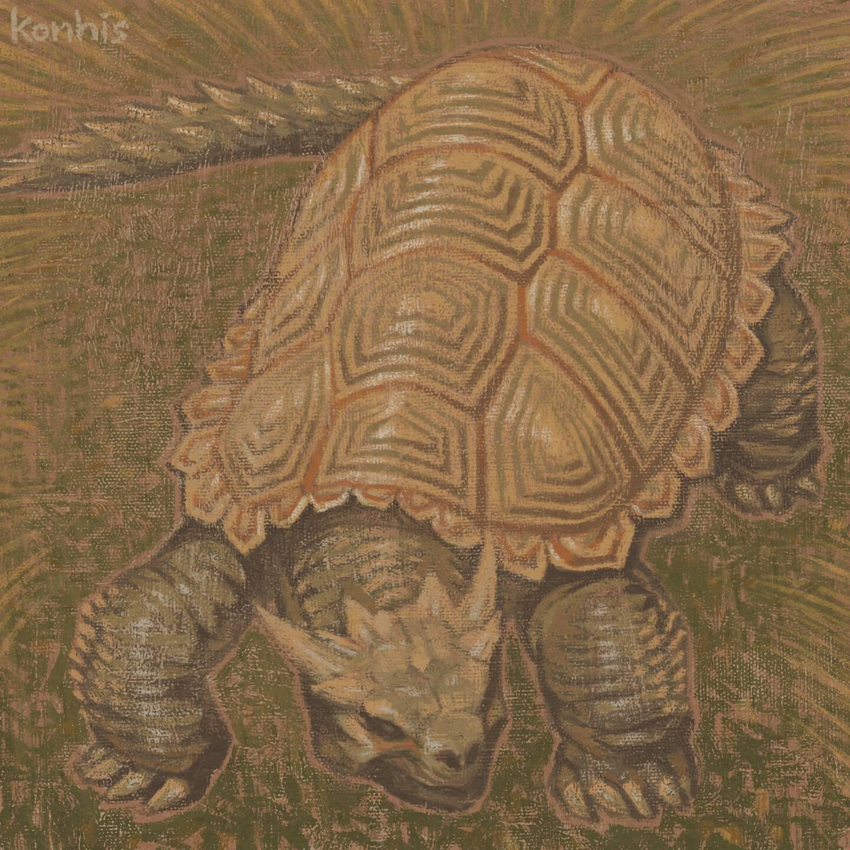 Миолания - meiolania - qwe.wiki