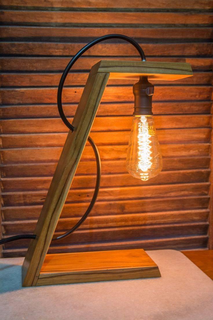Как своими руками сделать люминесцентный светильник?