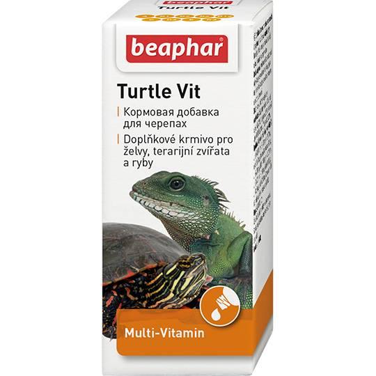 Витамины для черепахи красноухой