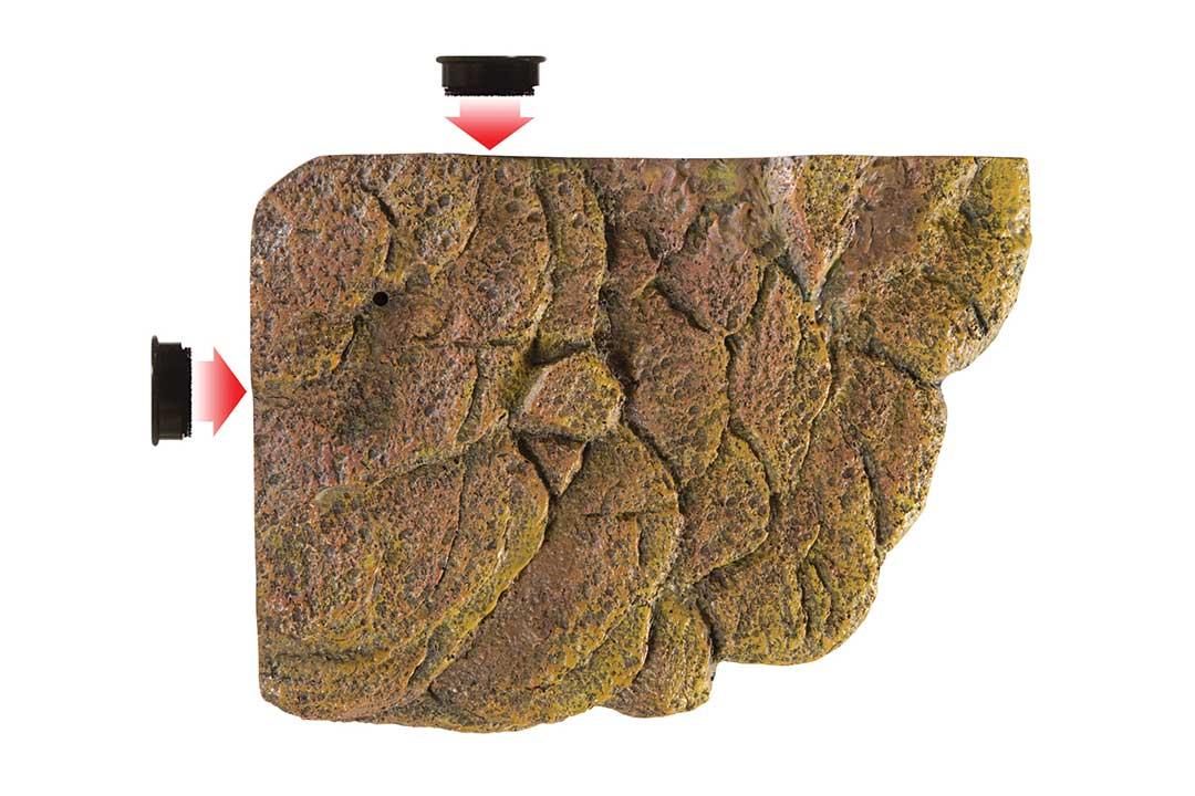 Из чего сделать плотик для черепах красноухих. как сделать островок для красноухой черепахи
