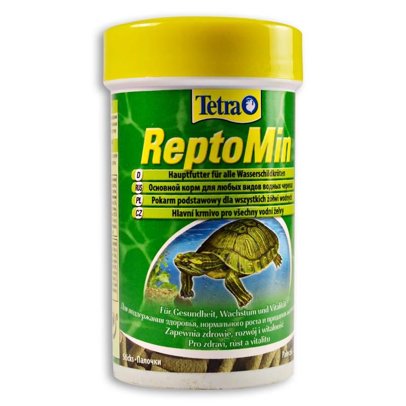 Корм для черепах тетра - tetra