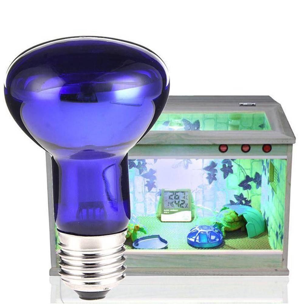 Ультрафиолетовая лампа для сухопутных и водных черепах
