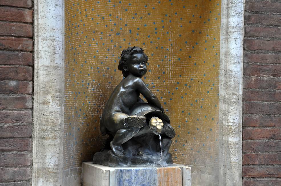 Сиена – вечная соперница флоренции